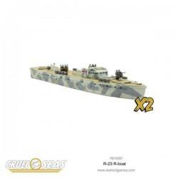 Cruel Seas R-23 R-boat