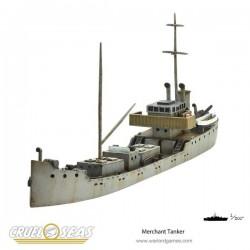 Cruel Seas Merchant Tanker