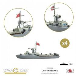 Cruel Seas IJN T-14 class MTB