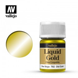 Vallejo 70792 Old Gold MC213 35ml.