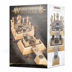Dominion of Sigmar: The Enduring Stormvault Warhammer Age of Sigmar