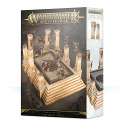 Dominion of Sigmar:  Shattered Temple Age of Sigmar
