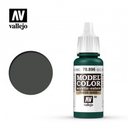 Farba Vallejo Model Color 70896 German Camo Extra Dark Green 17ml