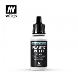 Farba Vallejo Model Color 70400 Plastic Putty 17ml
