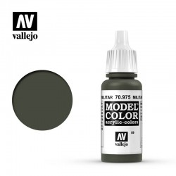 Farba Vallejo Model Color 70975 Military Green 17ml