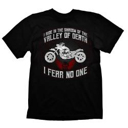 "Days Gone ""Motorcycle Art"" Black T-Shirt Size - XL"