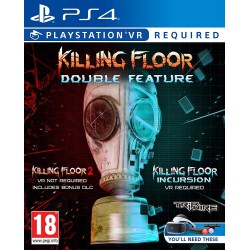 Killing Floor 2 Double Feature Ps4 VR