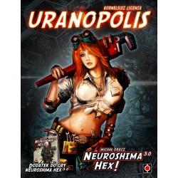 Neuroshima HEX: Uranopolis edycja 3.0 Gra planszowa