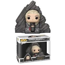 Funko POP Game of Thrones Daenerys Targaryen on Dragonstone Throne Vinyl Figure