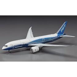 Hasegawa 10807 1:2000 Boeing 787-8 Demonstrator 1st Aircraft