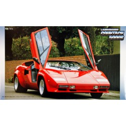 Fujimi 121789 1:24 RS-38 Lamborghini Countach 5000