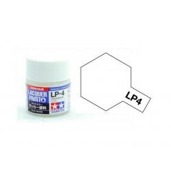 Tamiya 82104 LP-4 Farba Flat White 10 ml