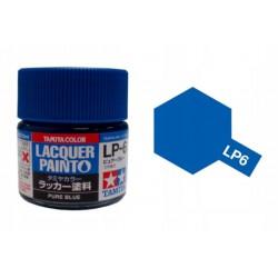 Tamiya 82106 LP-6 Farba Pure Blue 10 ml
