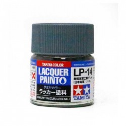Tamiya 82114 LP-14 Farba IJN Gray Maizuru Arsenal 10 ml