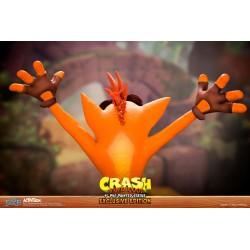 Firs4Figures Crash Bandicoot N. Sane Trilogy PVC Pained Statue 23cm