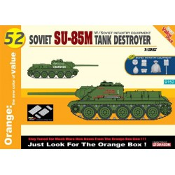 Dragon 9152 1:35 Soviet Su-85M Tank Destroyer