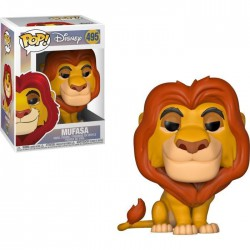Funko POP Disney: Lion King Mufasa 495 Vinyl Figure