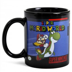 NINTENDO -  Mug Heat Change Super Mario World