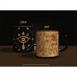 ZELDA - Sheikah Eye Heat Change Mug