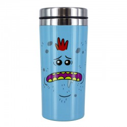 RICK AND MORTY - Mr Meeseeks Travel Mug