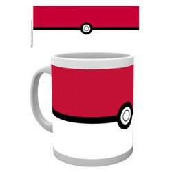 POKEMON - Mug Pokeball