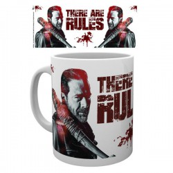 THE WALKING DEAD - 300 ml Mug: Rules