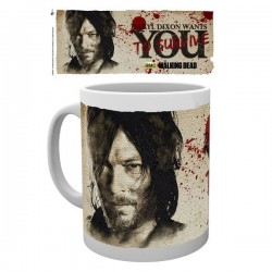 THE WALKING DEAD - 300 ml Mug: Daryl Needs You