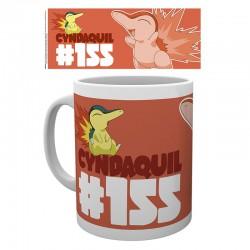 POKEMON - 300 ml Mug Cyndaquil
