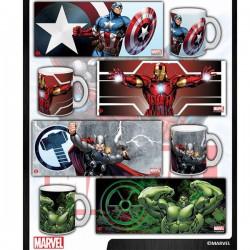 MARVEL - Mug Assortment Avengers wave 1 x12