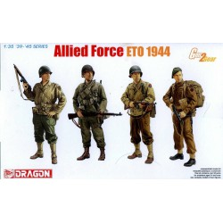Dragon 6653 1:35 Allied Force