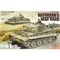 Dragon 6800 1:35 Wittmann's Last Tiger