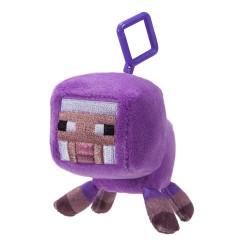 Minecraft 16685 Mini Plush With Clip Purple Sheep Microwave 1