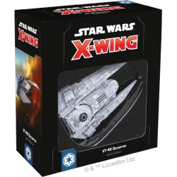 Star Wars: X-Wing VT-49 Decimator druga edycja