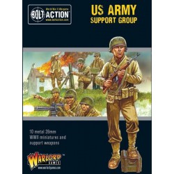 Bolt Action US Army Support Group