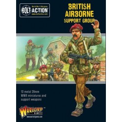 Bolt Action British Airborne Support Group
