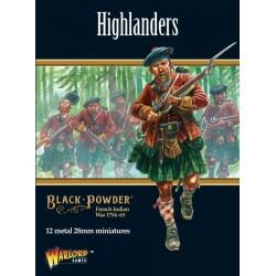 Black Powder FIW Highlanders