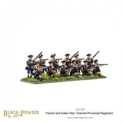 Black Powder Colonial Provincial Regiment