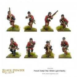 Black Powder FIW British Light Infantry