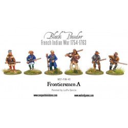 Black Powder Frontiersmen