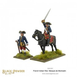 Black Powder Marquis de Montcalm