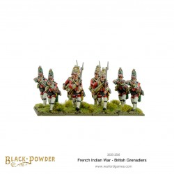 Black Powder British Grenadiers