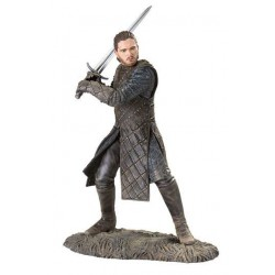 Game of Thrones PVC Figurka Jon Snow Battle of the Bastards 20 cm