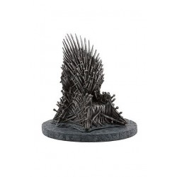 Game of Thrones Figurka Iron Throne 18 cm