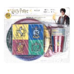 Harry Potter Birthday Set Hogwarts Zestaw Urodzinowy