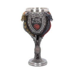 Kielich Game of Thrones Goblet Targaryen