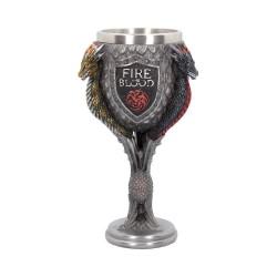 Kielich Game of Thrones Goblet Targaryen