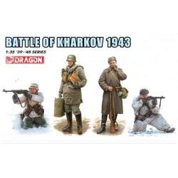 Dragon 6782 1:35 Battle of Kharkov 1943