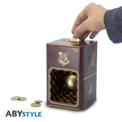 Skarbonka Harry Potter Money Bank Golden Snitch