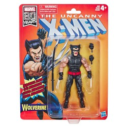 Wolverine X-Men Retro Action Figure 15 cm 2019 Wave 1
