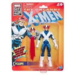 Cyclops X-Men Retro Action Figure 15 cm 2019 Wave 1